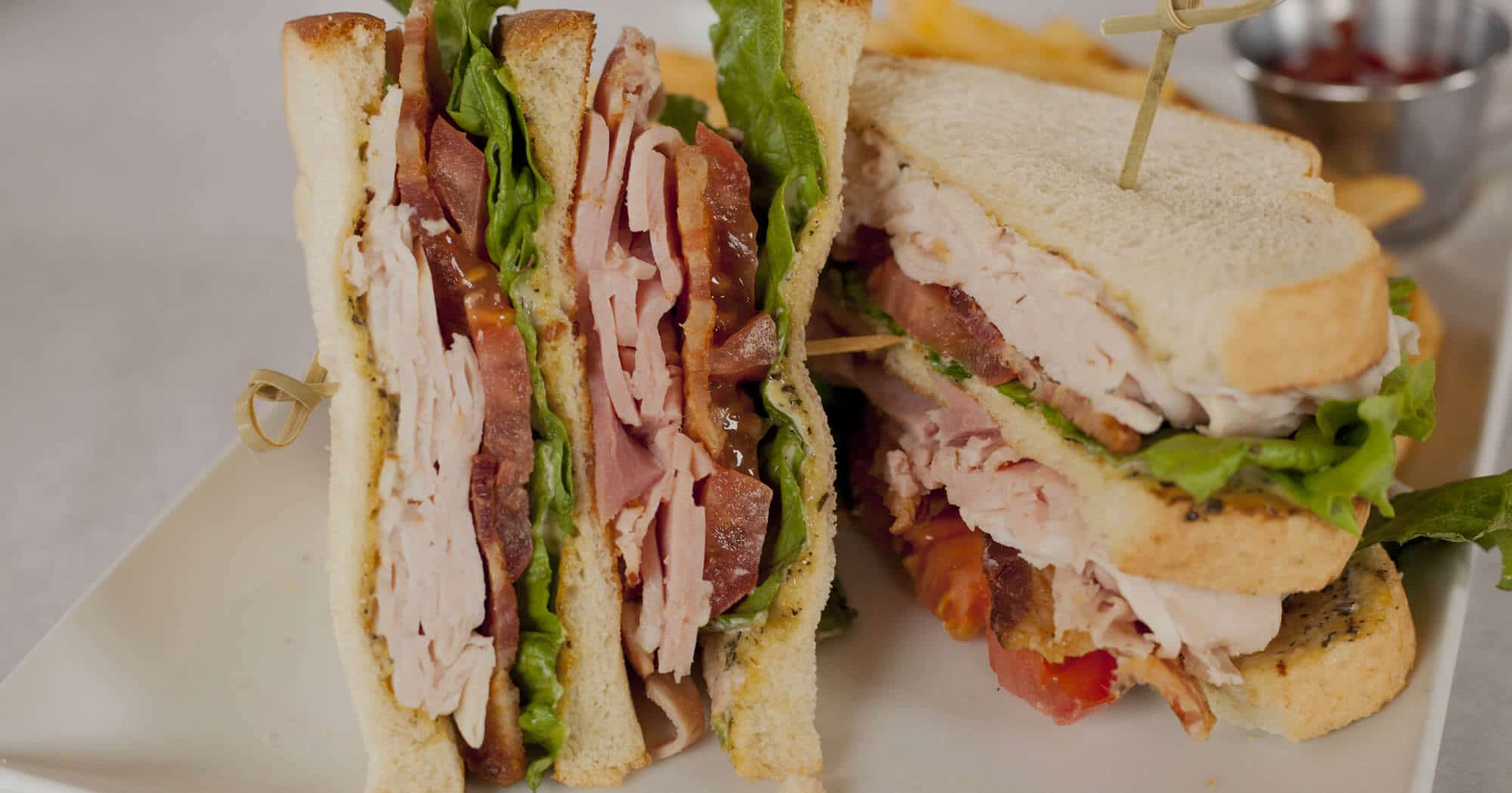 Join us at Harvey's Union Station for Lunch